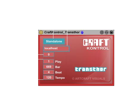 Transthor_Usage